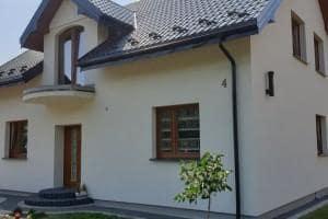 Dom z zewnątrz 4