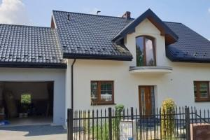 Dom z zewnątrz 1