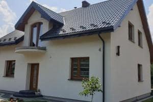 Dom z zewnątrz 2