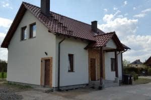 Dom z zewnątrz 21
