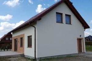 Dom z zewnątrz 14